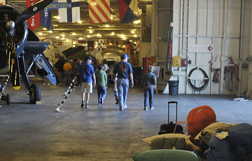 Uss Hornet Museum Discover And Learn History Onboard A Former Us