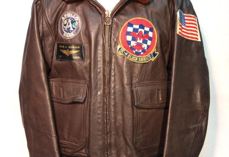 Flight Jacket Front