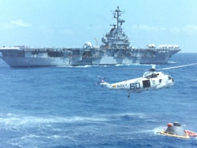 apollo 10 recovery ship - photo #16
