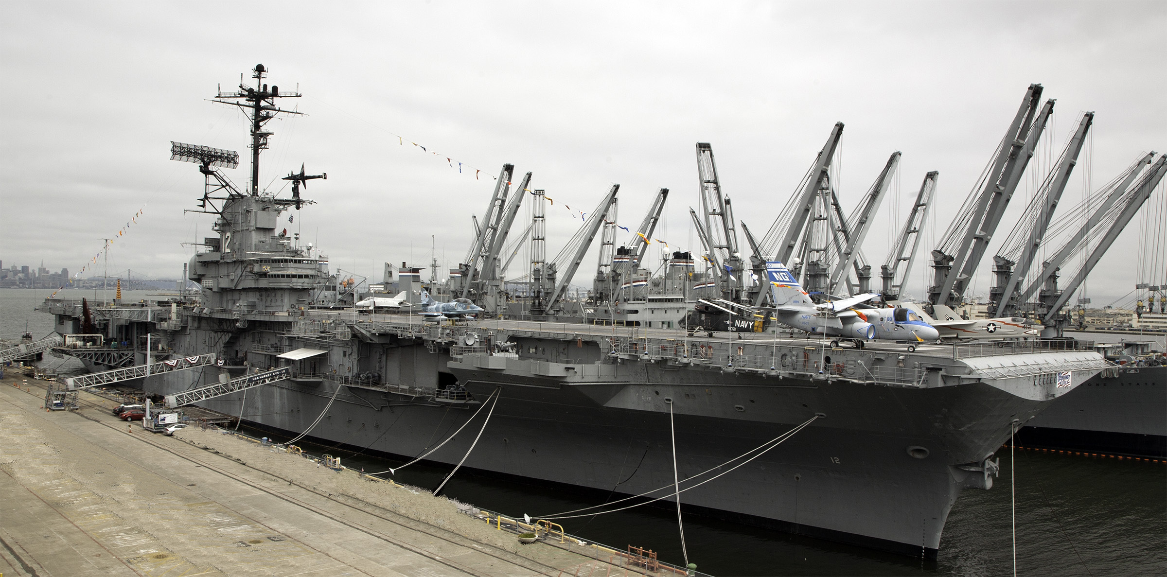 Employment  USS Hornet Museum - Museum usa jobs