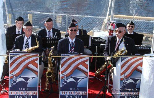 USS_Hornet_Band_2