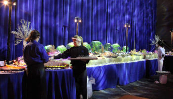 Our Preferred Caterers have a large selection of food options for any-sized event!