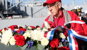 The Museum commemorates the anniversary of Pearl Harbor.