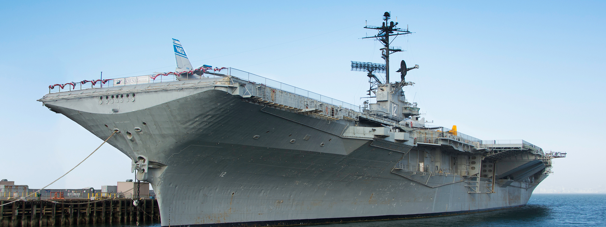 USS Hornet Museum – Discover and learn history onboard a