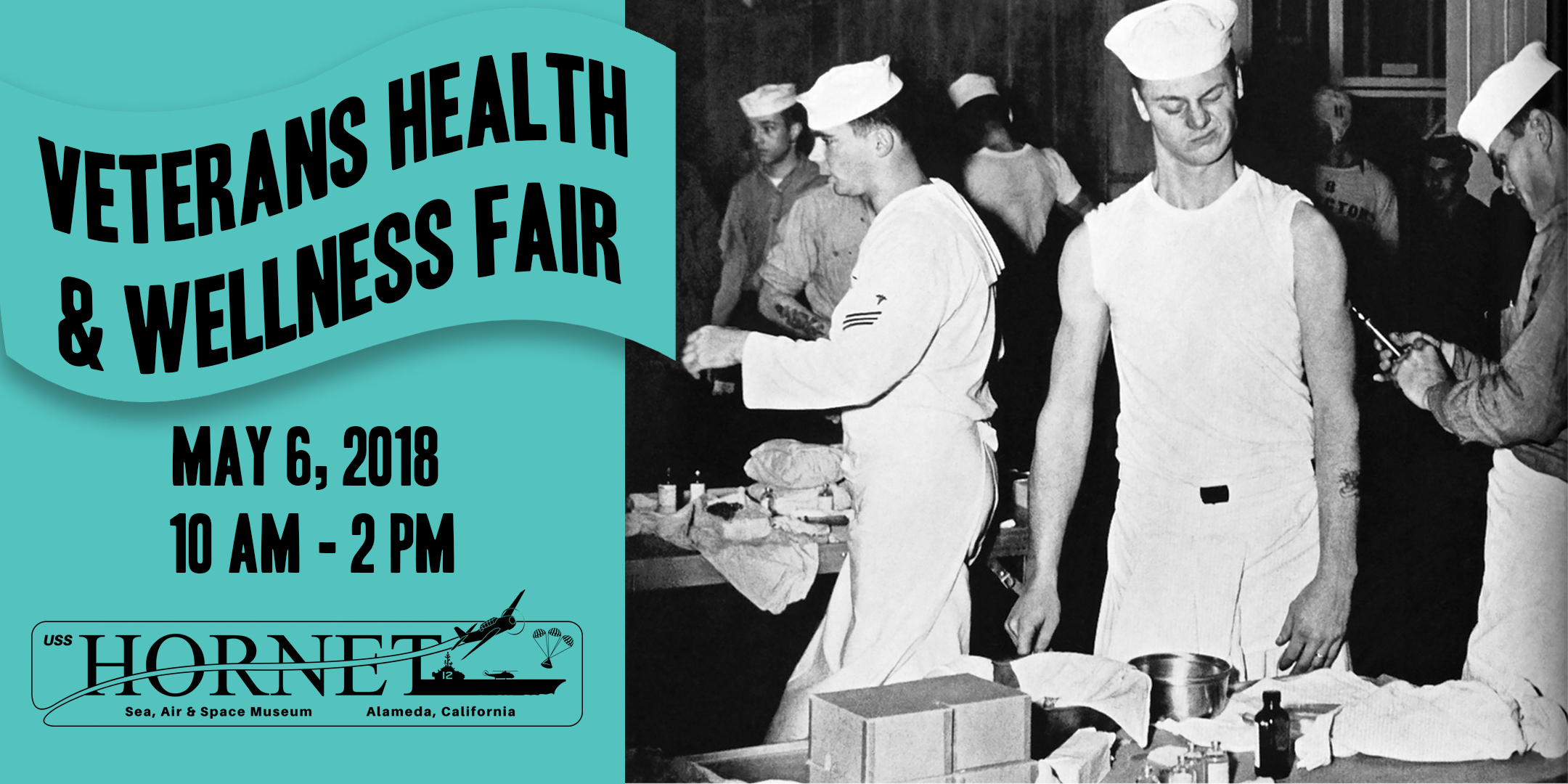 Veterans Health and Wellness Fair-Banner